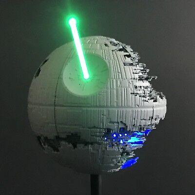 *LIGHTING KIT ONLY* for Bandai Vehicle Series Death Star II 2 Star Wars |  eBay