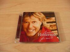 CD Hansi Hinterseer - Für immer - 2008 - 15 Songs incl Bonus Track