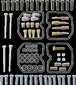 All Balls Carburetor Rebuild Kit For 1995-1997 Kawasaki ZX 600 600F Ninja ZX-6R