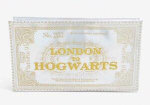 Details About Harry Potter Hogwarts Express Ticket Makeup Bag Platform 9 3 4 Danielle Nicole