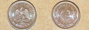 1933-MEXICO-1-CENTAVO-UNC-BN-GEM