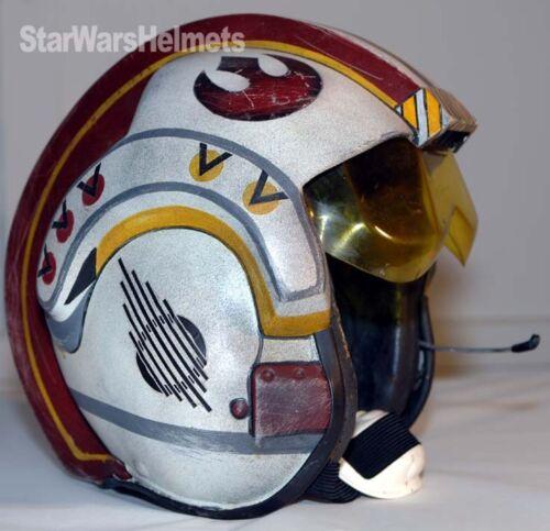 1//12 Scale Decals Star Wars rebel pilot Custom Casque Set-Waterslide Decals