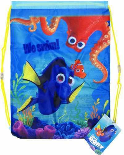 NEW Official Finding Dory Nemo Swim Movie PE Gym Sports Swiming School Towel Bag