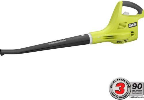 120 MPH Leaf Blower Sweeper 18-Volt Lithium-Ion Cordless Hard Surface Tool Only