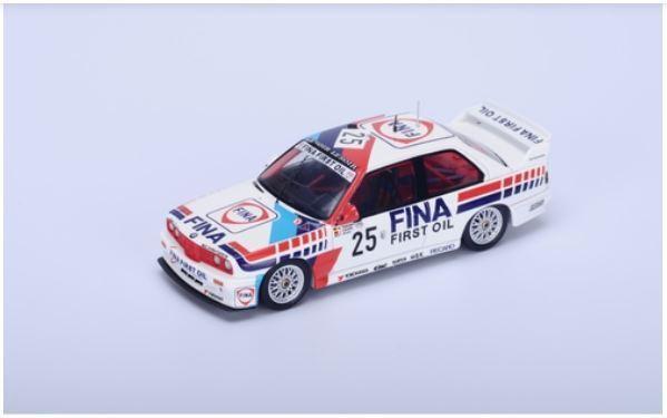 Disfruta de un 50% de descuento. BMW M3 (E30) - Fina - Cecotto Giroix Oestreich Oestreich Oestreich - 1st 24h Spa 1990  25 - Spark  para mayoristas