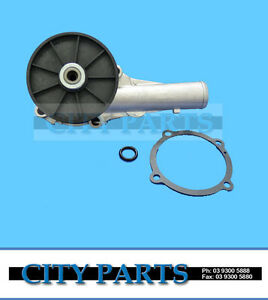 NEW-BA-BF-FG-FORD-FALCON-FAIRLANE-SX-SY-TERRITORY-6cyl-WATER-PUMP-WITH-PULLEY