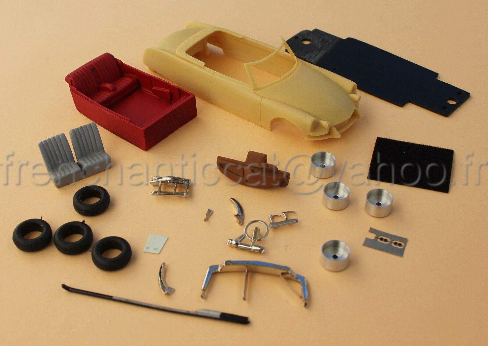 IO Rare voiture Citroën DS chapron Palm plage 1 43  Heco miniatures resine verte  achats de mode en ligne