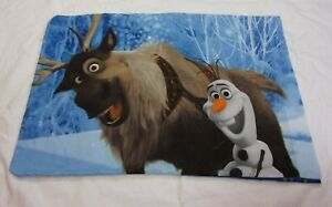 Standard Pillowcase Olaf