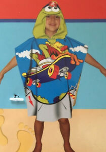 image is loading northpointkidshoodedbeachtowelpoolbathcotton kids hooded beach towels a12 kids