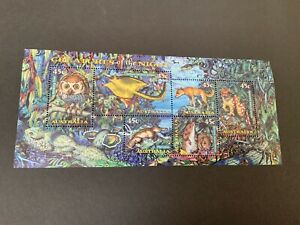 1997-Creatures-of-the-Night-Stamps-amp-Miniture-Sheet