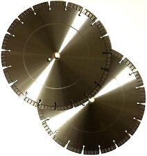 2pk 14 Laser Turbo 14mm Seg Concretebrickpaverasphalt Diamond Saw Blade Best