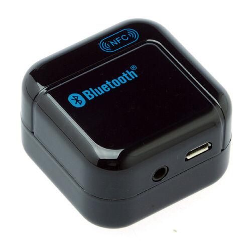 A2DP NFC Récepteur Sans Fil Bluetooth Audio Adaptateur Mini-jack 3,5 mm