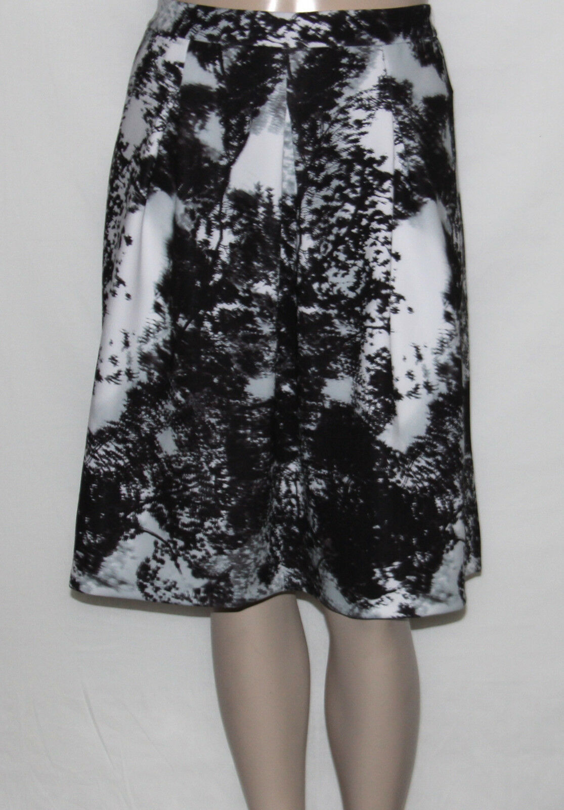 INC International Concepts Plus Size 24W Printed A-line Skirt  89.50 NEW