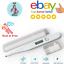 Termometro-digital-de-cuerpo-de-bebe-adulto-medica-Ninos-Seguro-oreja-Boca-Temperatura-LCD miniatura 1