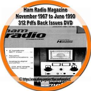 Ham Radio Magazine Amateur Radio Ham Radio Antenna Wire 312 Pdfs Dvd Ebay