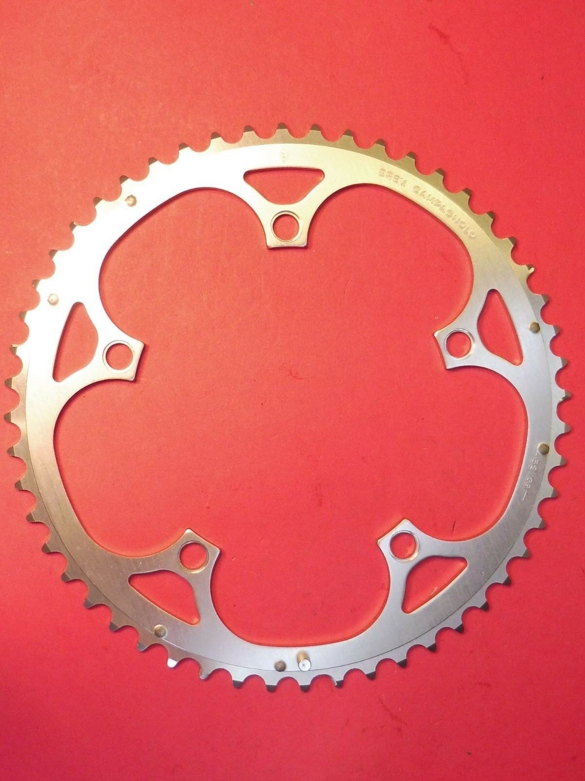 Campagnolo Chorus   Athena - 8  Speed   135 PCD 52 t chainring   NOS L'eroica  professional integrated online shopping mall