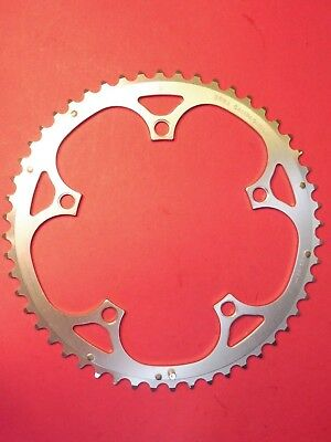 Athena 8 Speed 135 PCD  52 t   chainring Campagnolo  Chorus NOS L/'eroica