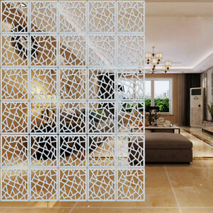 Image Is Loading 12x Wood Plastic Hanging Screen Curtain Room Divider
