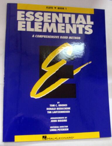Essential Elements Baritone T.C Book 1 a Comprehensive Band Method Hal Leonard