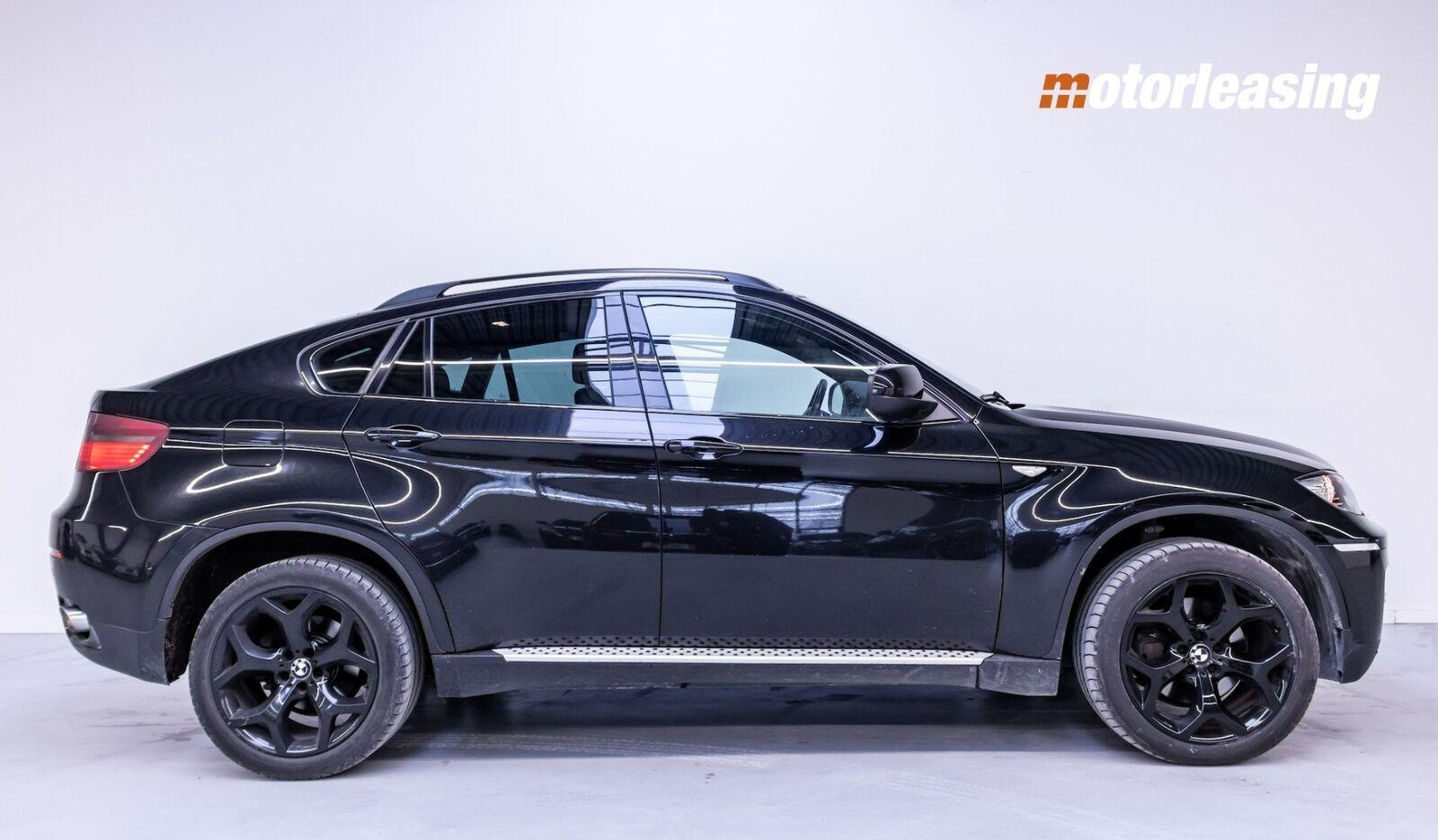 BMW X6 3,0 xDrive40d aut. 5d