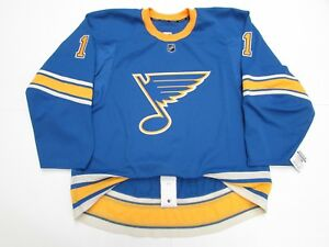 ST. LOUIS BLUES AUTHENTIC NEW THIRD ANY NAME   ANY NUMBER REEBOK ... 2a2c38b8c