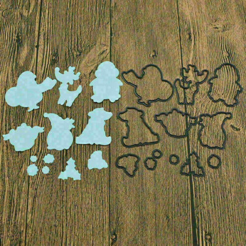 Metal Cutting Dies Stencils DIY Scrapbooking Embossing Photo Album Paper Card