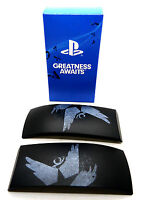 Faceplates For Sony Ps4 Gold Wireless Stereo Headset - Infamous Second Son
