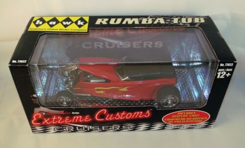 "1//24 scale Hawk /""Thom Taylor/"" Extreme Customs Rumba Tub Diecast Vehicle"