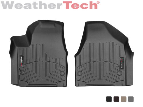 WeatherTech Floor Mats FloorLiner for Chrysler Pacifica 2017-2019 1st Row