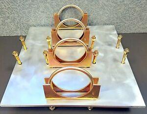 "Aluminum Antenna Plates 2.5"" Mast to 2.25"" Boom or opposite"