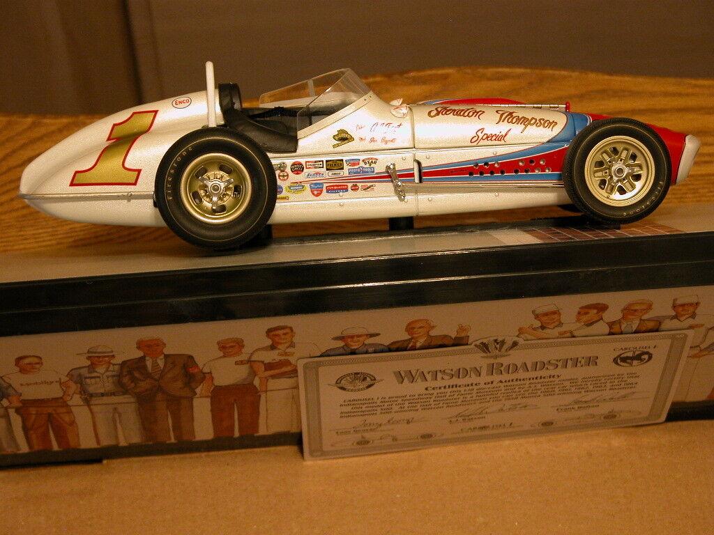 1964 Watson Roadster Indy 500 winner  1 A.J. Foyt - 1  4406 - Carousel