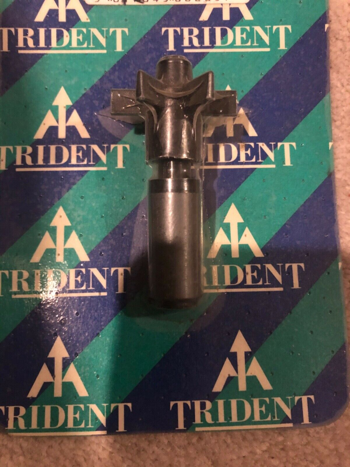 Trident / Lotus pond pump Rotor Impeller fits Otter 1250 and Otter Baby 200