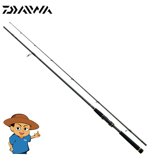 Daiwa LATEO 86LL-S Ultra Light 8'6  fishing spinning rod from JAPAN
