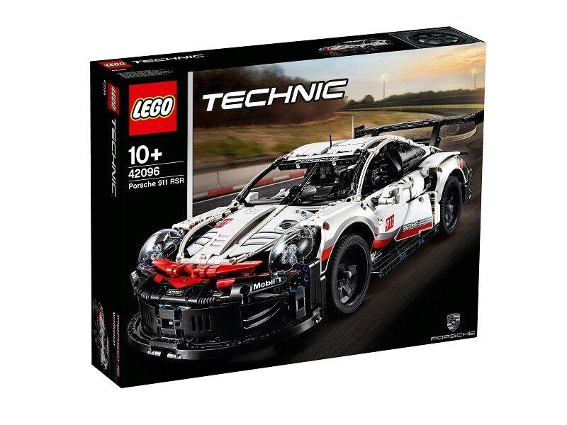LEGO Technik  42096  Porsche 911 RSR     neu + ovp