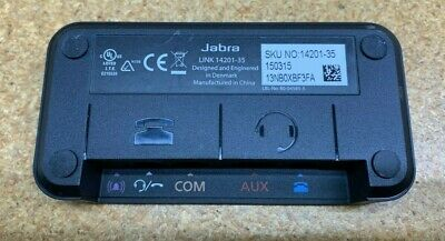 Genuine Jabra Link Avaya EHS Electronic Hook Switch Adapter P//N 14201-35