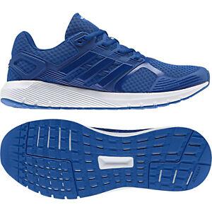 adidas uomini scarpe da corsa duramo 8 cloudfoam formazione blue funziona