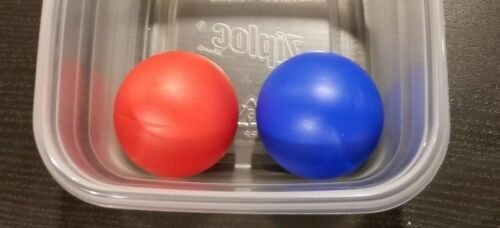 LEGO Mindstorms STEM 8527 9797 Red and Blue Ball 51mm 41250 NXT EV3