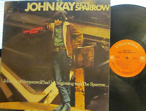 Kay and the sparrow collector s item pre steppenwolf canada ebay