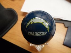 Nfl San Diego Chargers Pool Ball Jeep Shifter Transfer