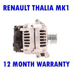 RENAULT-THALIA-MK1-MK-I-1-4-BERLINA-2000-2001-2002-2003-2015-ALTERNATOR