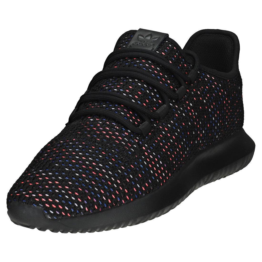 promo code 37115 13bd1 Adidas Adidas Adidas tubular Shadow CK homme noir multicolore Mesh    Textile Baskets 6eac49