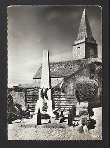 """HAINNEVILLE (50) EGLISE & MONUMENT aux MORTS en 1968 - France - État : Occasion : Objet ayant été utilisé. Consulter la description du vendeur pour avoir plus de détails sur les éventuelles imperfections. Commentaires du vendeur : """"CORRECT"""" - France"""