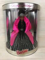 Mattel Happy Holidays 1998 Barbie Doll (AA Version) Toys