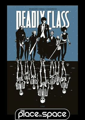DEADLY CLASS VOL 1: REAGAN YOUTH - SOFTCOVER GRAPHIC NOVEL