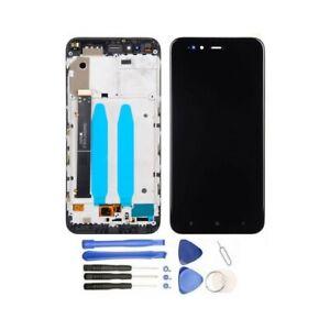 Pantalla-Completa-LCD-Tactil-Xiaomi-MiA1-Mi5X-Mi-A1-CON-MARCO-Tactil-NEGRO