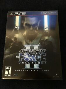 Details about Star Wars: The Force Unleashed II -- Collector's Edition  (Sony PlayStation 3, 20