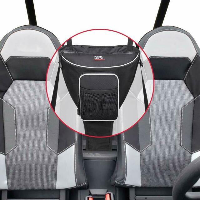 Lesiyou Center Seat Storage Bag for Polaris RZR 1000 XP4 XP Turbo S 570 800 S 900