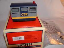 Lionel 6-37064 CSX Chessie TMCC Railroad Speeder MIB New 2012 O 027 Lighted