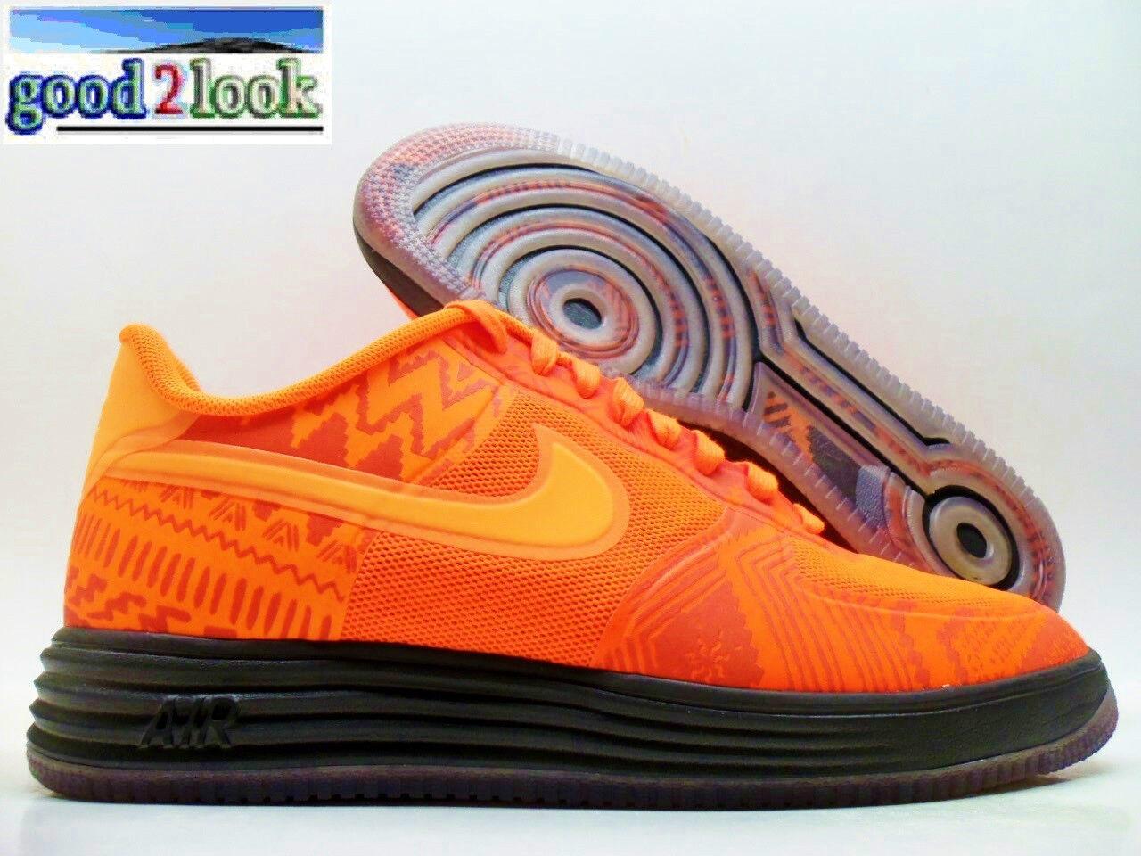 Nike lunar vigore 1 miccia bhm nero history month dimensioni uomini [585714-800]