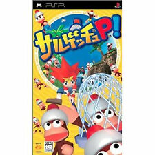 Ape Escape Million Monkeys PSP Import Japan P